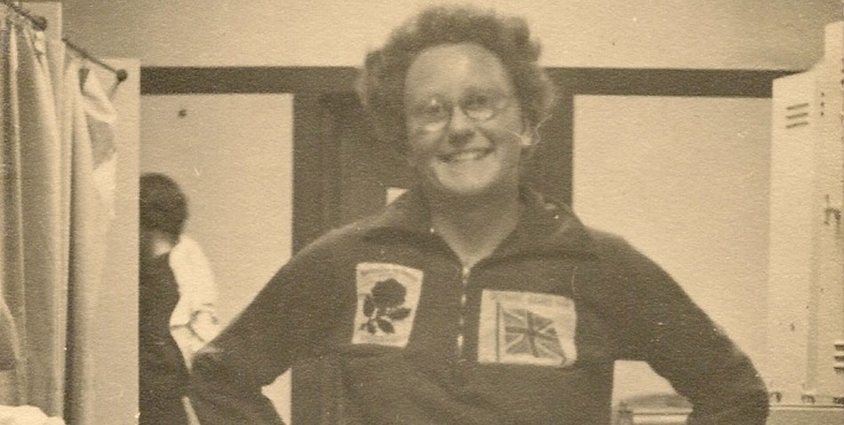 Margaret Wellington Part One: 'The Peppy Kid' and the 1948 London Olympic Games
