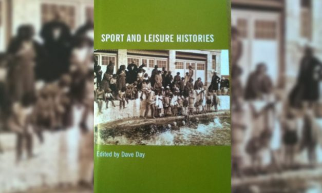Sport and Leisure Histories