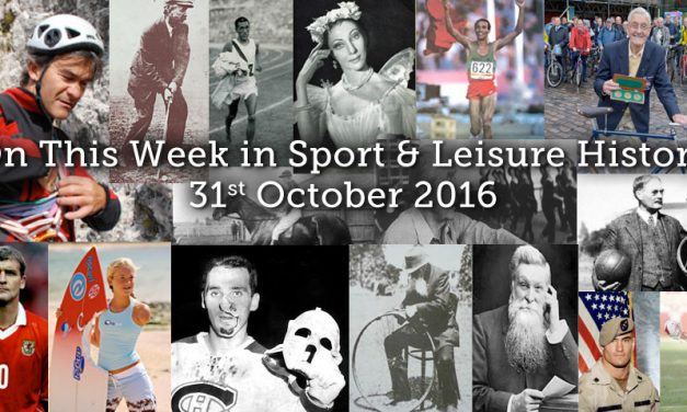 On This Week – 31st October 2016