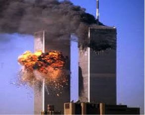 Twin Towers, New York 11th September 2001