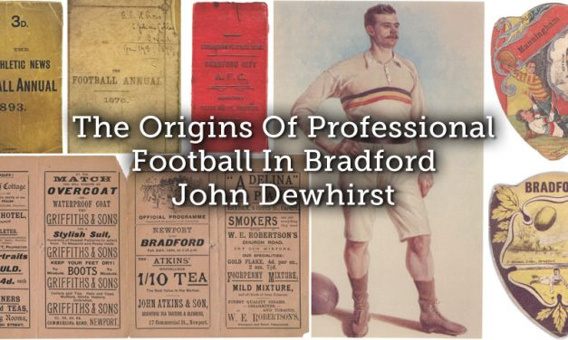 The Origins Of Professional Football In Bradford