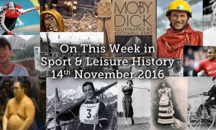 On This Week – 14th November 2016