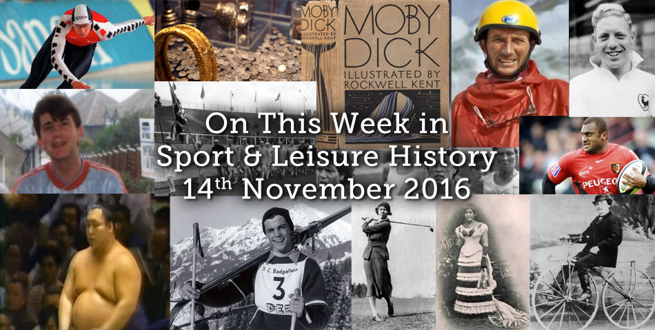 On This Week – 14th November 2016