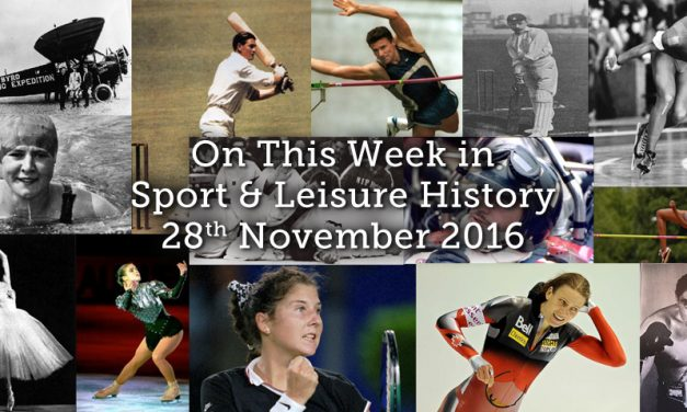 On This Week – 28th November 2016