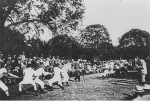 1900 Olympic Tug-of-War final