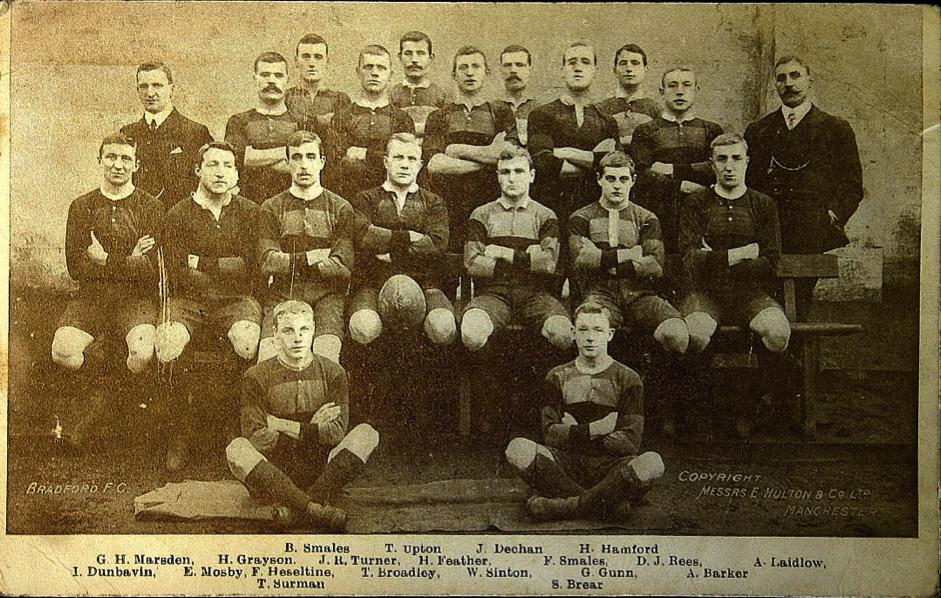 Bradford FC 1903-04
