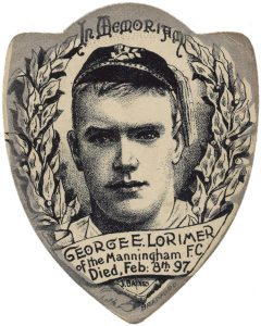 George Lorimer Manningham FC