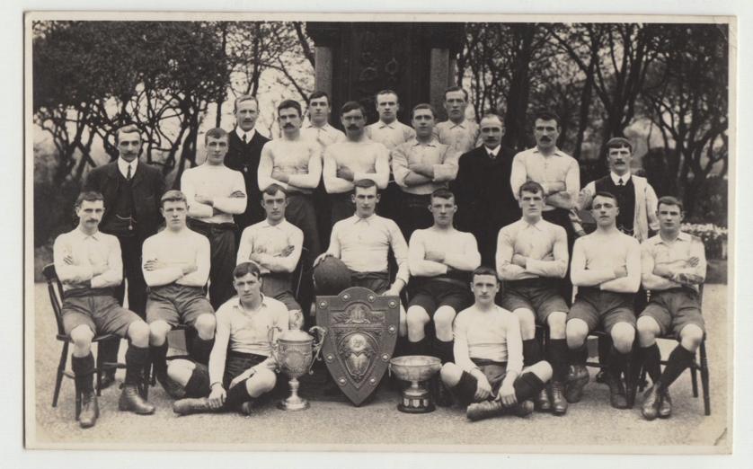 Manningham – Challenge Shield Winners 1900