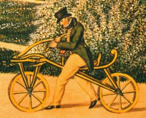 Baron Karl von Drais de Sauerbrun
