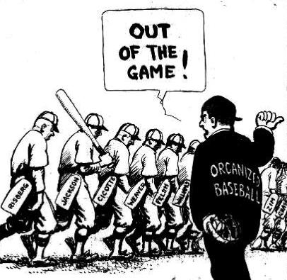 Figure 1. Cartoon appearing in the New York Globe, September 1920