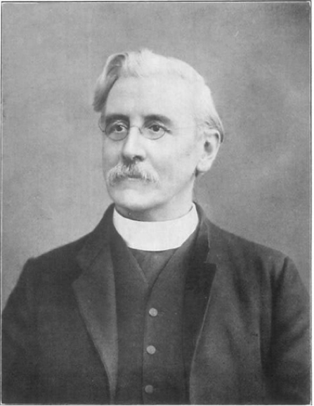 Reverend Robert S. Courcy Laffan