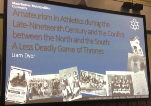 Amateurism in Athletics during the Late-Nineteenth Century