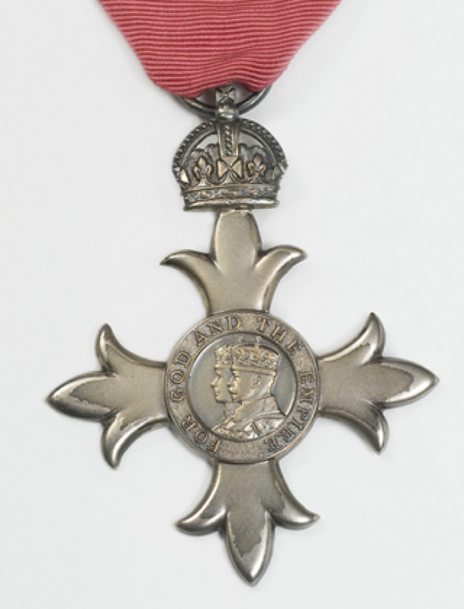 Henry Cotton's MBE