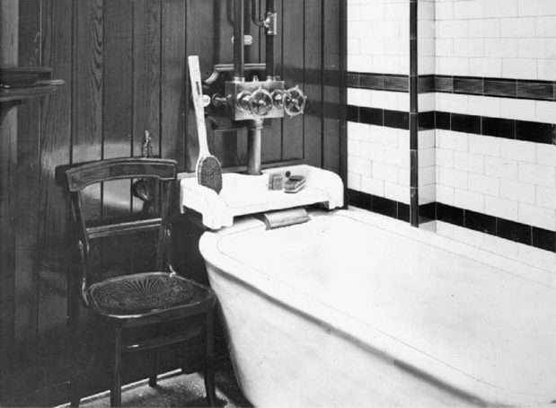 Leaf Street Bath