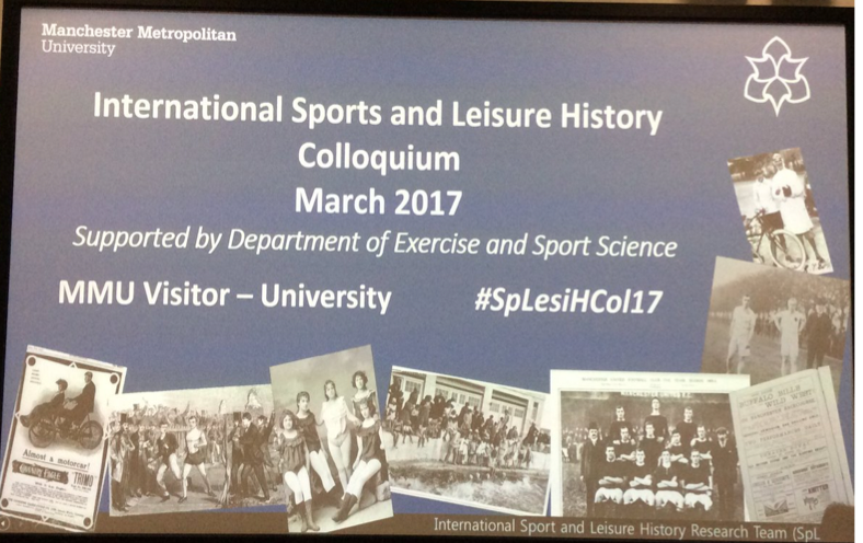 International Sport and Leisure History Colloquium 2017