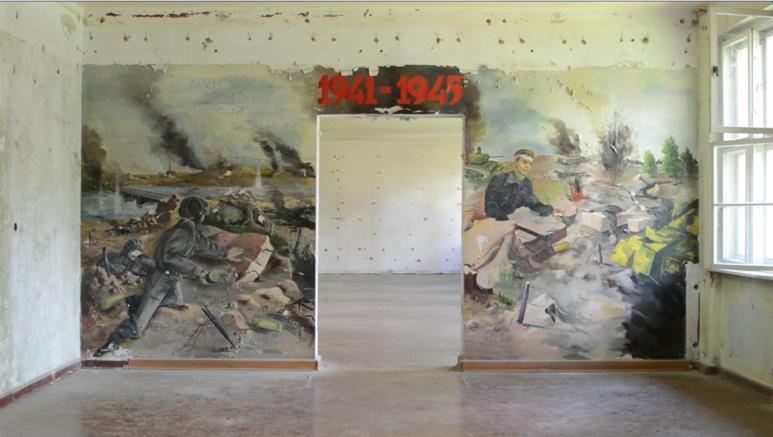 Soviet Art. Image courtesy David Gledhill