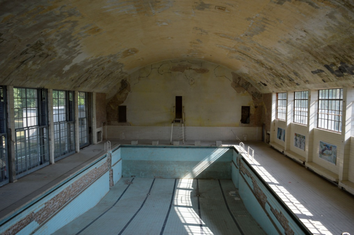 Soviet interrogation centre? Image courtesy Margaret Cahill