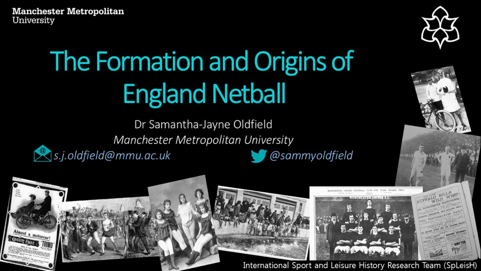 The Formation and Origins of England Netball