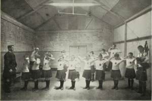 Tracing Ireland's Early Physical Culture Movement