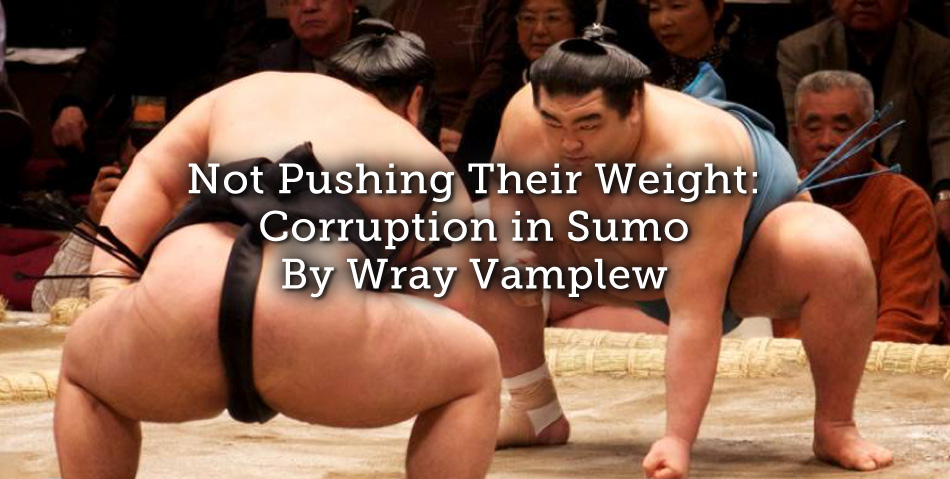 Not Pushing Their Weight: Corruption in Sumo
