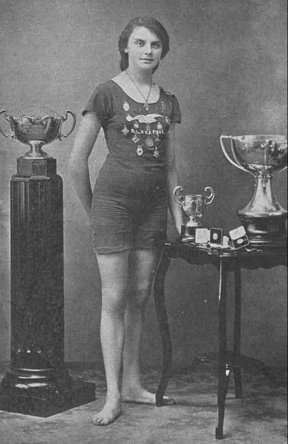 Miss Lucy Morton