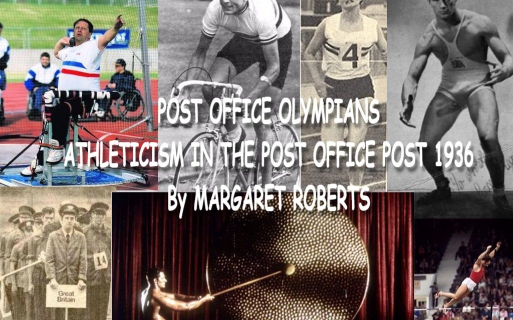 Post Office Olympians – Athleticism in the Post Office Post 1936
