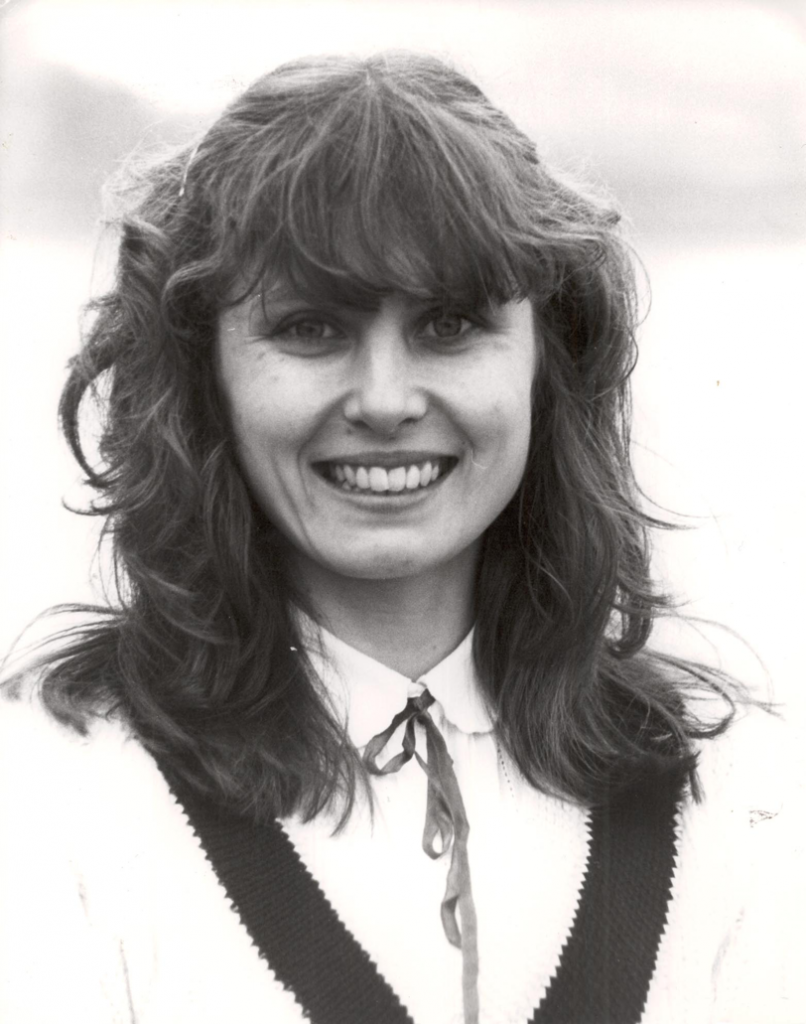 Sue Brown c. 1982 – Copyright River & Rowing Museum