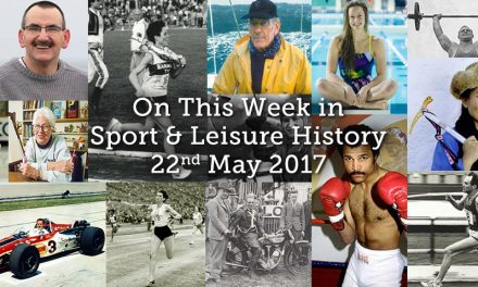 On This Week – 22 May 2017