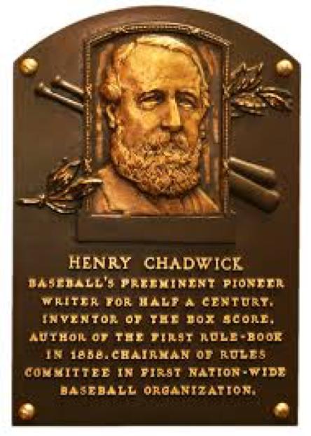 Baseball Hall of Fame citation
