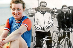 Beryl Burton (With daughter Denise)