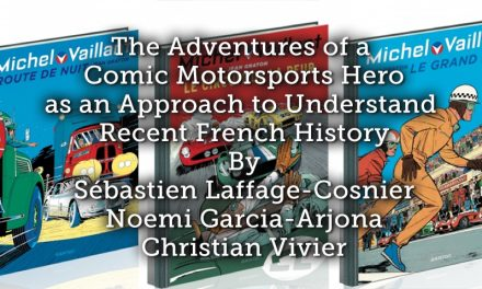 The Adventures of a Comic Motorsports Hero as an Approach to Understand Recent French History