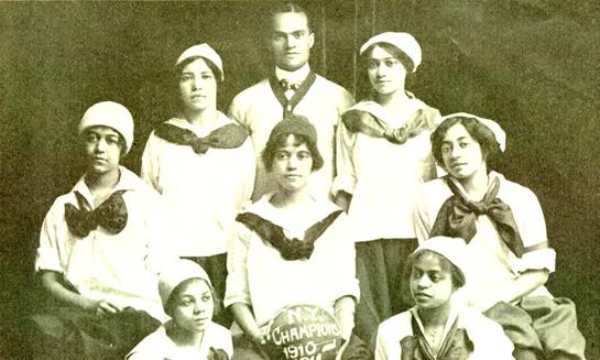The New York Girls, 1910-1911