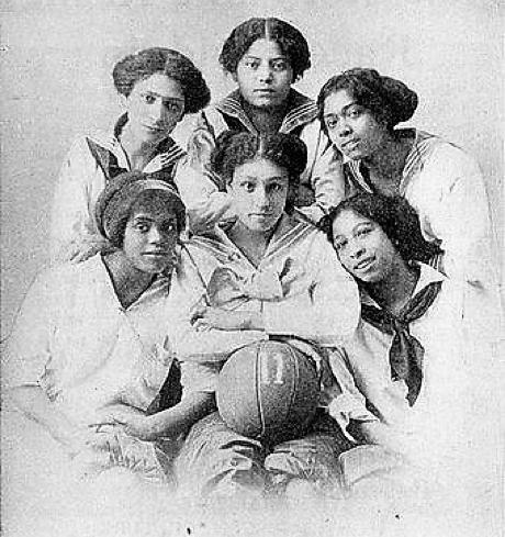 The Washington Belles, 1911