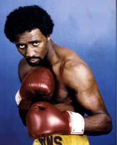Tommy ('The Hitman') Hearns
