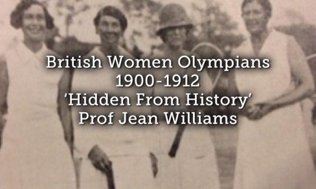 British Women Olympians 1900-1912 'Hidden From History'