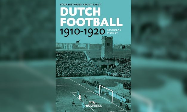 Four Histories about Early Dutch Football 1910-1920