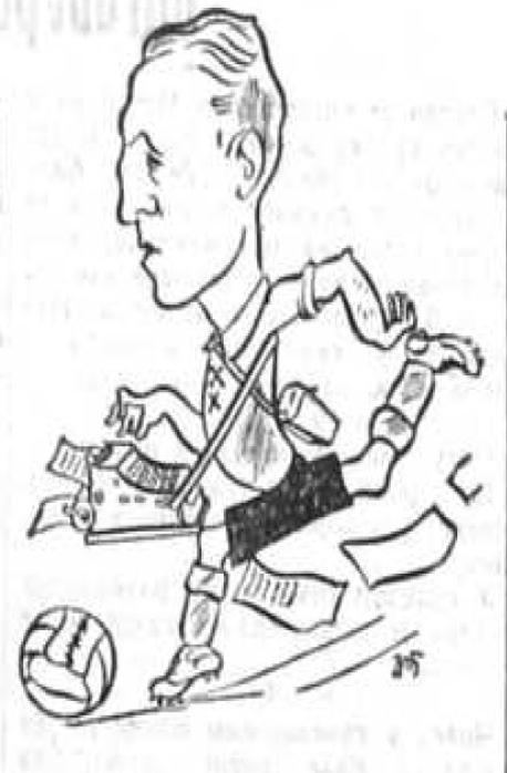 Mom-ìilo -Éoki-ç, SK Jugoslavija footballer & a reporter