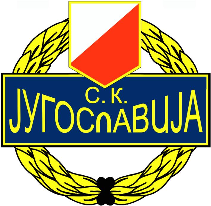 SK Jugoslavija emblem