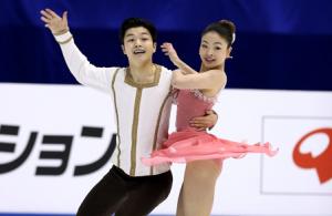 Maia & Alex Shibutani