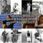 On This week 14th August