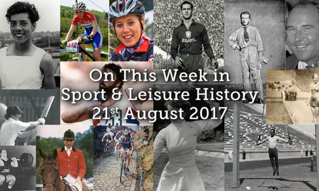 On this Week – 21st August