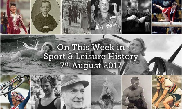 On this Week 7th August