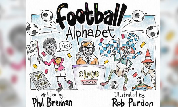 Football Alphabet by Phil Brennan