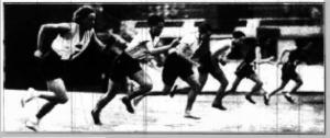 Women's 60yds sprint