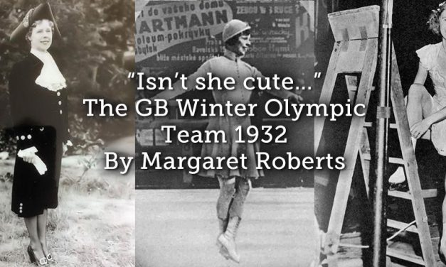 """Isn't she cute…"" The GB Winter Olympic Team 1932"
