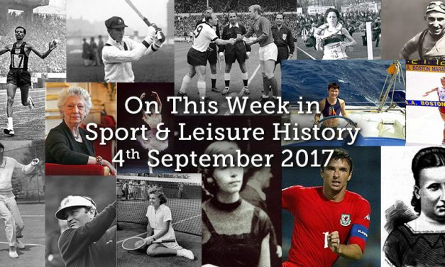 On This Week – 4th September 2017