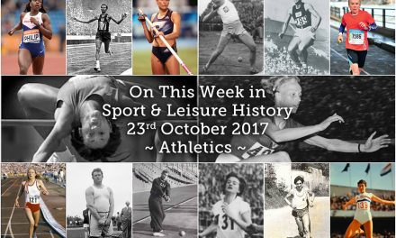 On this week in Sport History – Athletics