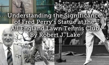 Understanding the Significance of Fred Perry's Statue at the All England Lawn Tennis Club