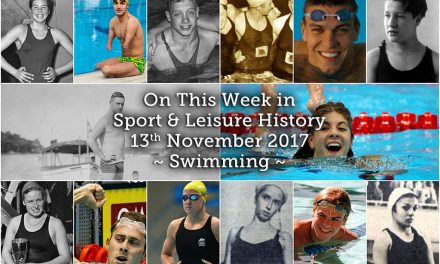 On This Week in Sport ~ Swimming ~