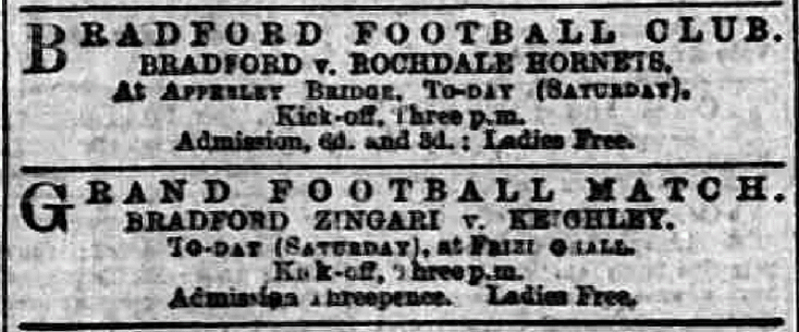Bradford Daily Telegraph 10-Jan-1880